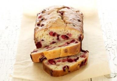 Chobani Cranberry Orange Bread   yummmy   Pinterest