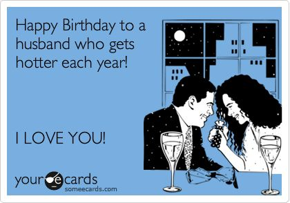 Funny Happy Birthday Husband Ecard Happy Birthday · Funny Ecard