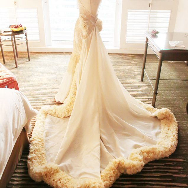 Wedding Reception Gown Bride 10