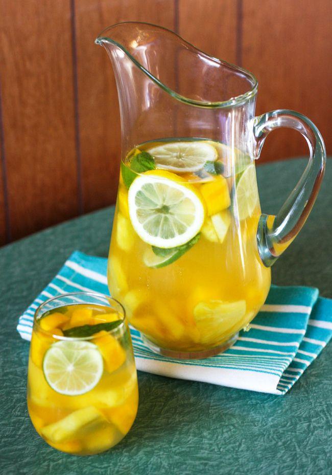 Tropical Citrus Sangria | Sangria | Pinterest