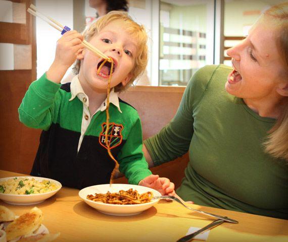 Noodles & Company | Kid-Friendly Restaurants | Pinterest