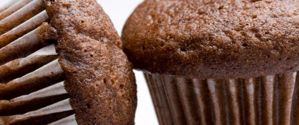 Bethenny's gluten free, dairy free molten chocolate cupcakes
