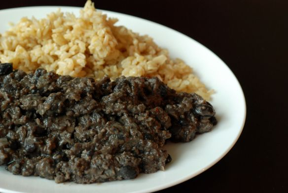 Brazilian Black Bean Stew with Portobello Mushrooms (Portobello ...