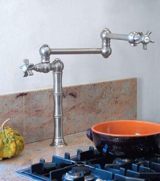 Rohl Pot Filler Kitchen Faucet