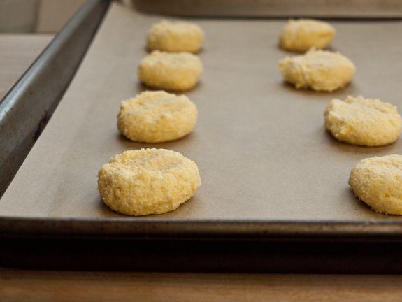 cornmeal cookies | Desserts | Pinterest