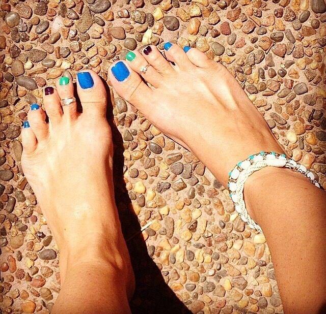 Summer Toe Nail Polish Colors