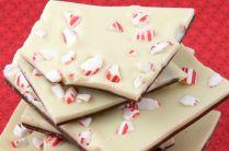 Layered Peppermint Bark | Food | Pinterest