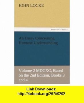 an essay concerning human understanding pdf an essay concerning human understanding