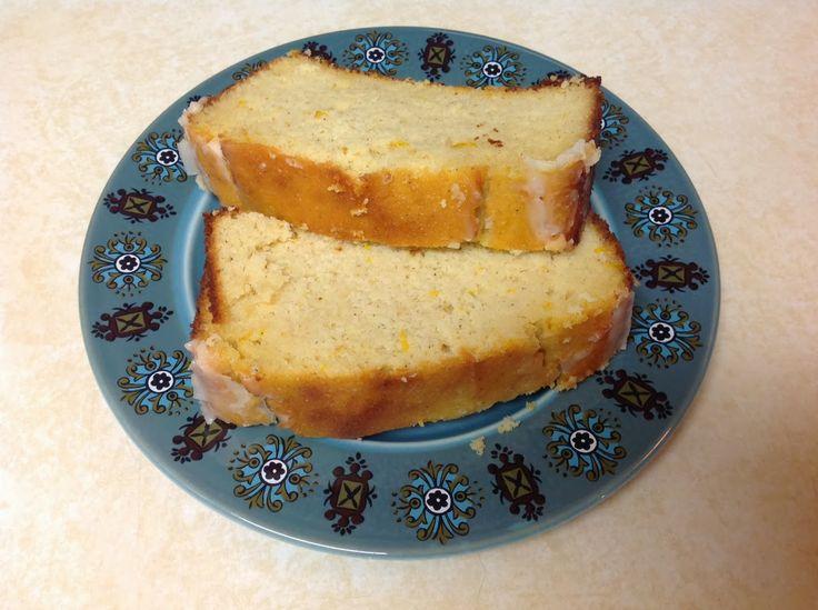... : Columbus in a Year: Gluten-Free Meyer Lemon Yogurt Cake + Recipe