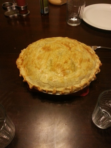 What's Cooking?: Curried Chicken Pot Pie | Yum | Pinterest