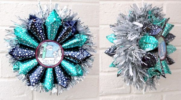 TP Roll Advent Calendar Wreath | christmas | Pinterest