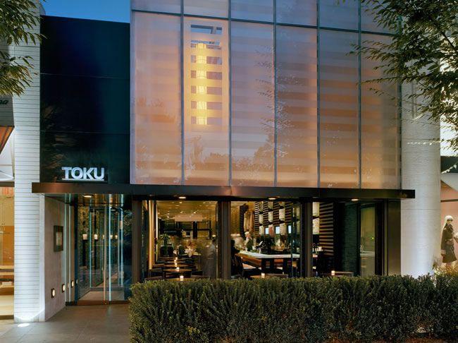 Toku modern asian restaurant restaurants to go to for Americana cuisine