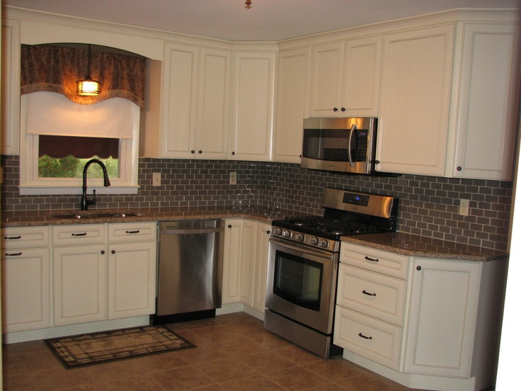Pin by gale uhrich on for the home pinterest - Mid continent cabinets ...