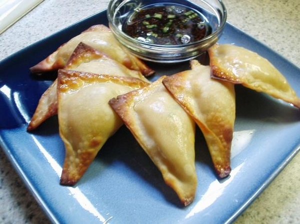 Baked Crab Rangoon recipes | Recipes | Pinterest