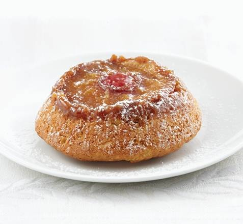 up with something sweet tonight, like our Warm Apple Upside-Down Cake ...