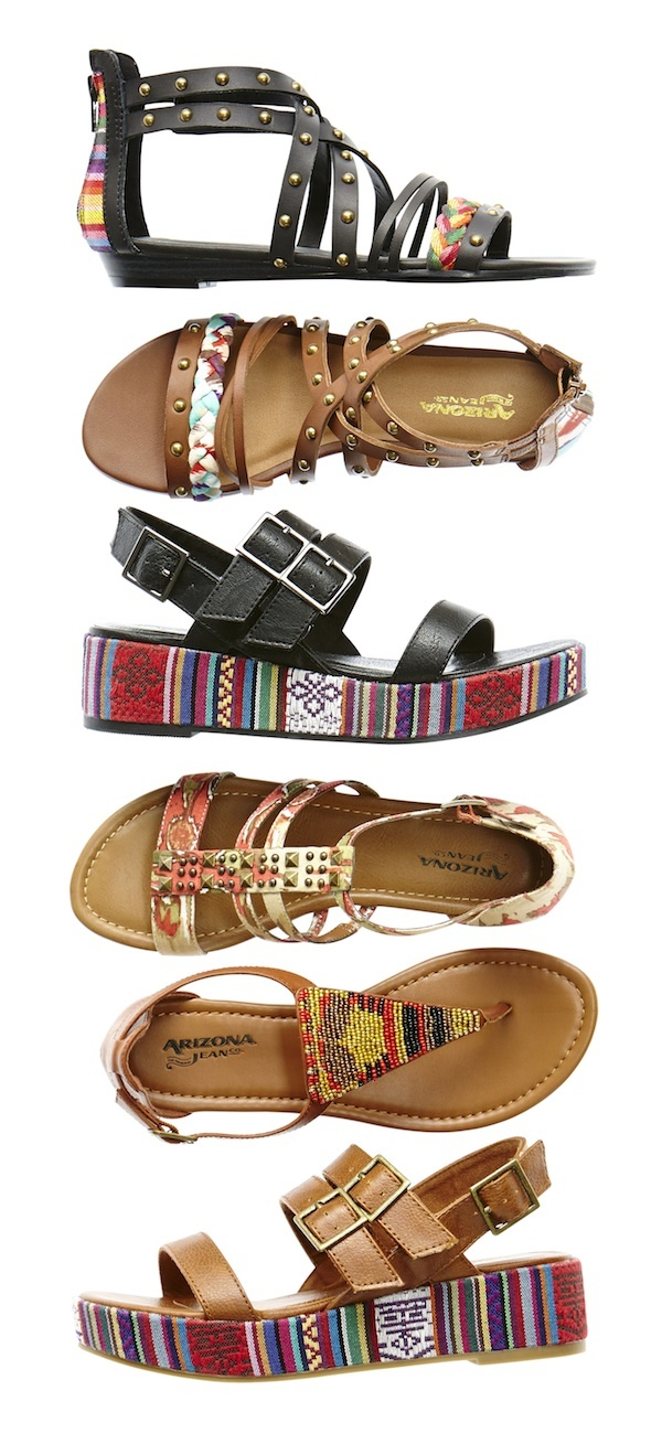 arizona gladiator sandals