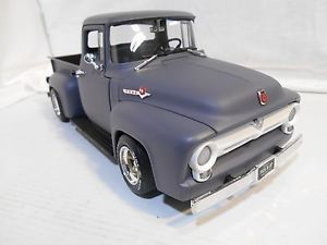 1956 ford f 100 ertl route 66 primer 1 18 special