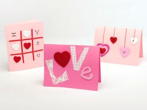 valentine day crafts bookmarks