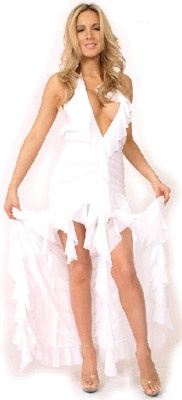 Skanky Wedding Dresses 73