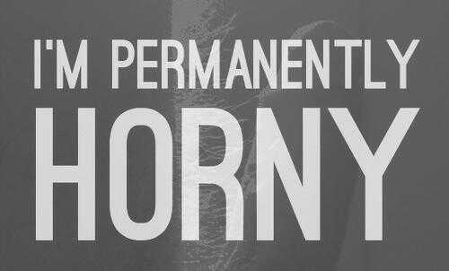 Horny!!!!!!