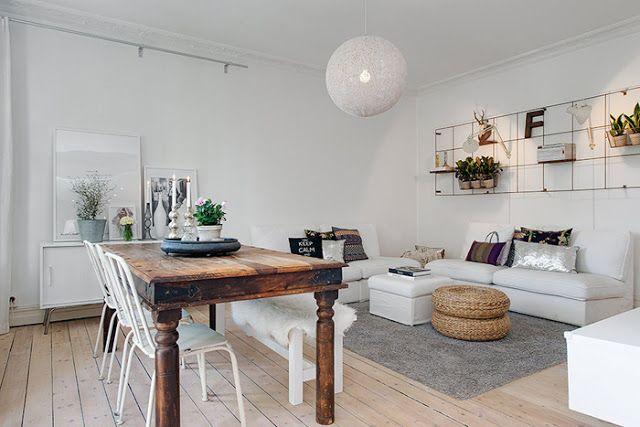 Jurnal de design interior - Amenajarea unui apartament de 61 m²