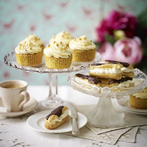 Carrot and ginger cupcakes recipe - Woman And Home