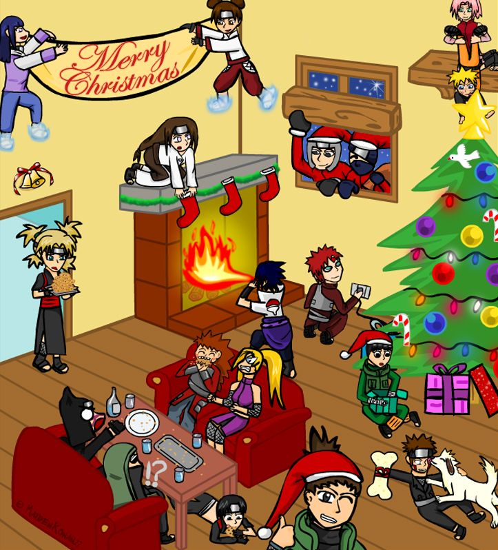 Pin by zachary foley on anime christmas and new years pinterest