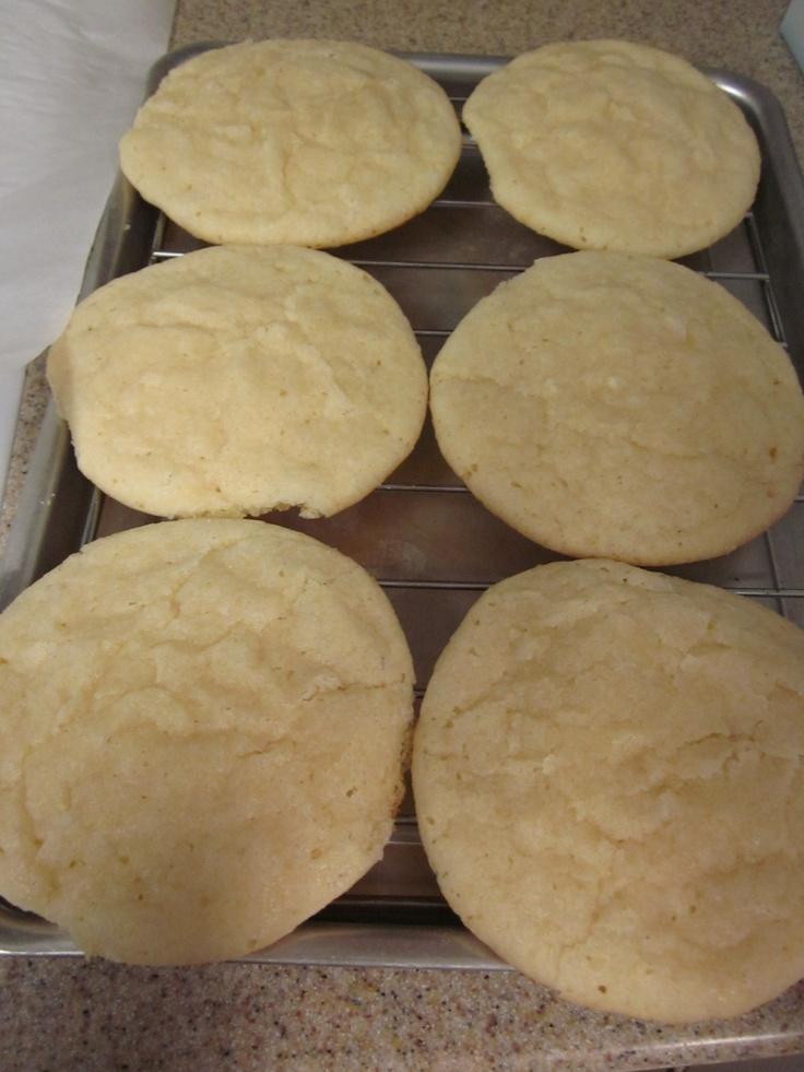 Chewy Sugar Cookies | cookies | Pinterest