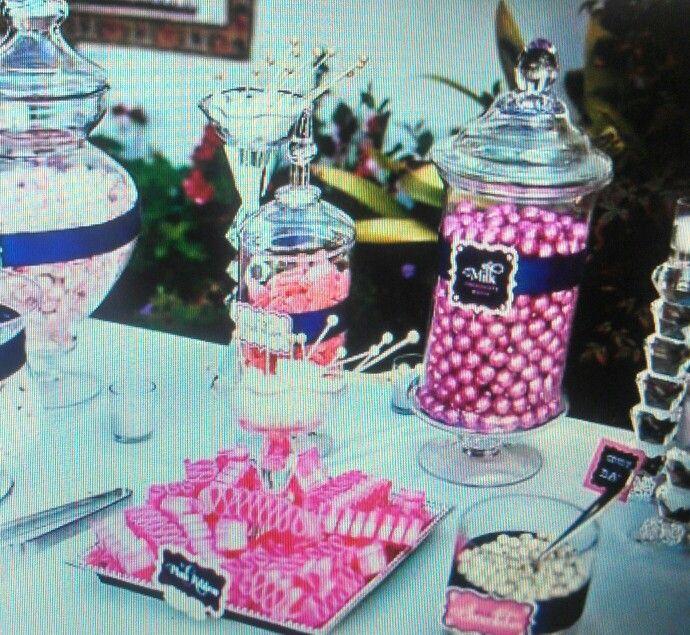 Fed Up >> Candy bar | Candy bar ideas | Pinterest