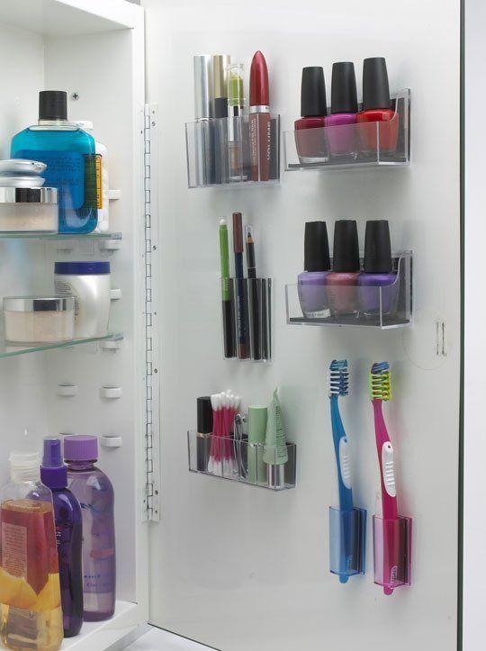 10 Inspiring Back Of The Door Storage Solutions
