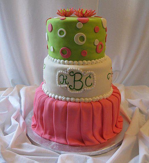 18th birthday cake ideas