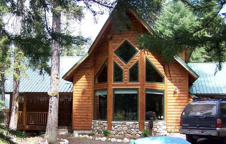 Our Cabin In Mccall Idaho Places I Ve Been Pinterest
