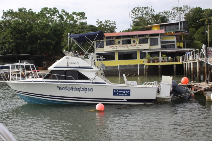 Panama sport fishing lodge fishes ocean pinterest for Panama sport fishing