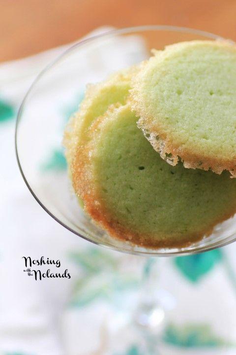 Margarita Cookies for Creative Cookie Exchange | Recipe