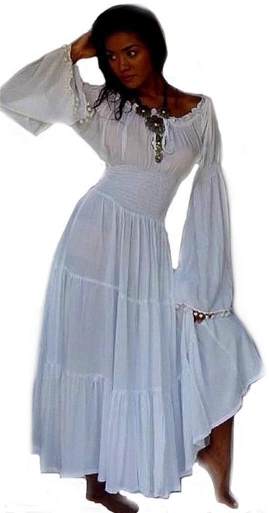 Wedding Peasant Dresses 24