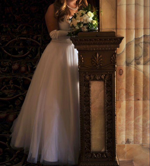 Debutante or wedding gown dress