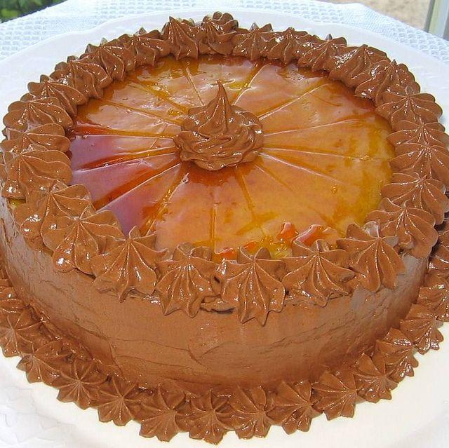 Hungarian Walnut Torta by thehousediva, | Dessert Recipes | Pinterest