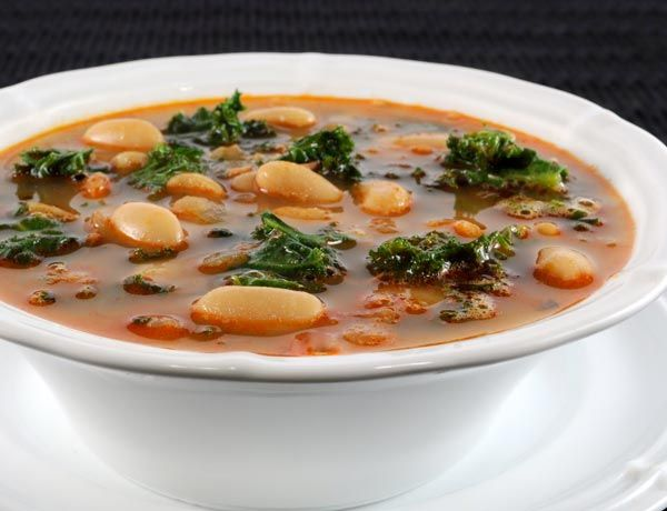 kale-and-white-bean-soup. This is DELISH and couldnt be healthier ...
