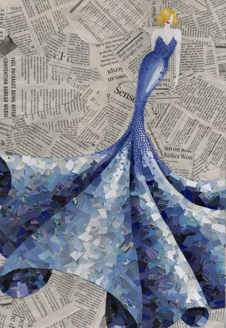 beats de dre blue dress art  SLP