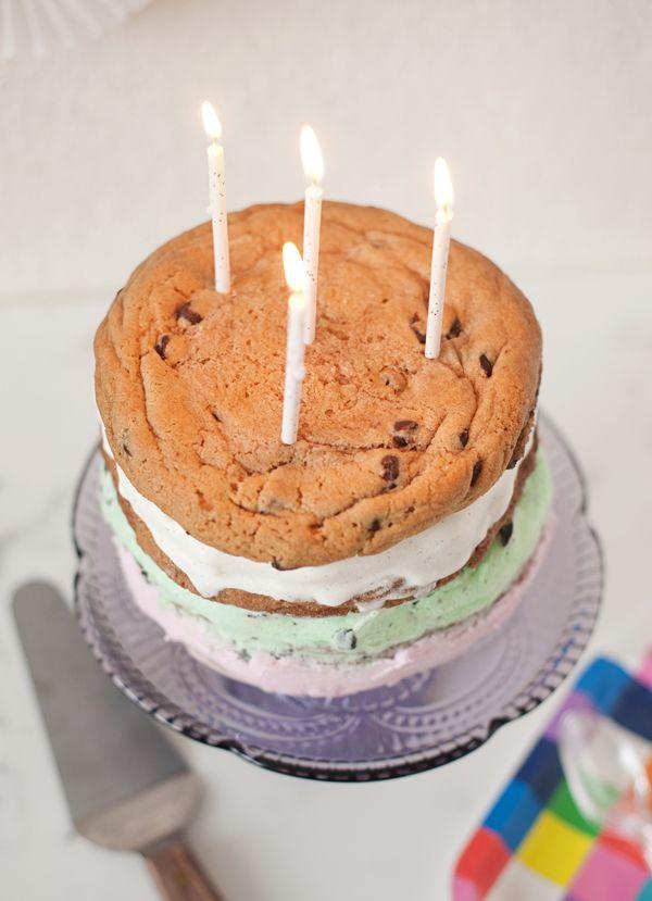 Make an ice cream sandwich cake! | Party Love | Pinterest