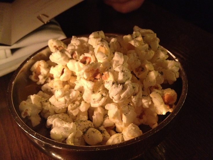 Furikake popcorn @ Ruxbin | Suli's Foodie Escapades | Pinterest