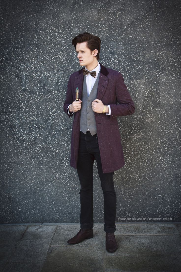 Awesome 11th Doctor cosplay | Cosplay | Pinterest