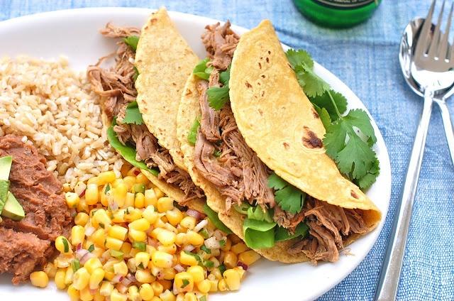 Recipe:CROCK POT PORK CARNITAS | South and Central America Foods | Pi ...
