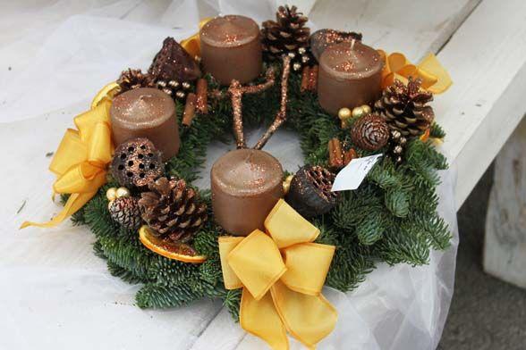 Pin by Nikolina Gorišek on Christmas, Advent, Wreaths   Pinterest