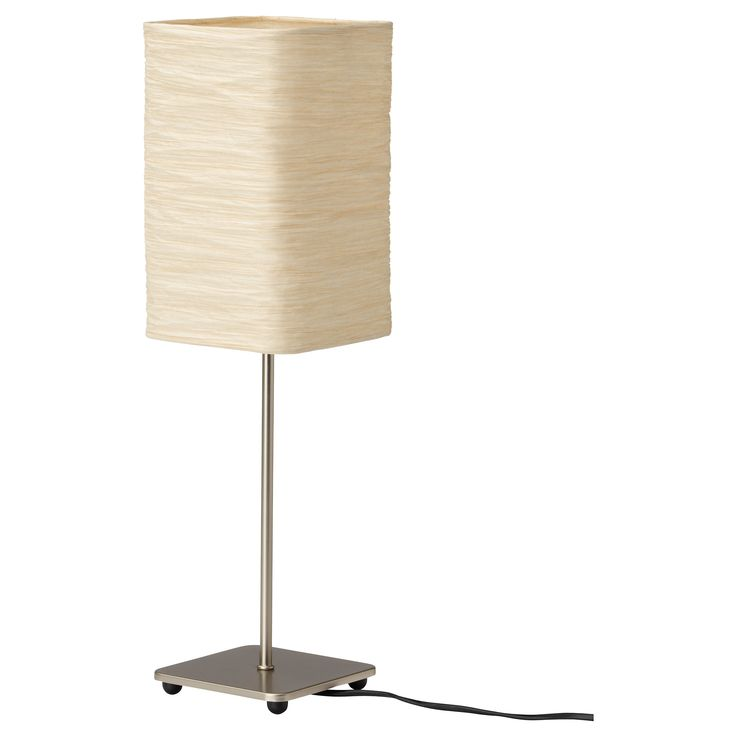 Domsjo Sink Non Ikea Cabinet ~ MAGNARP Table lamp, natural
