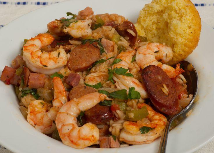 Jambalaya | Seafood and Fish | Pinterest
