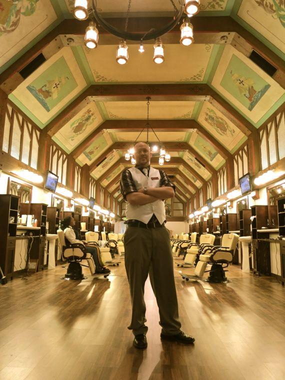Barber Shop On Main : Rays Barber Shop, 154 South & Main Salon ideas Pinterest