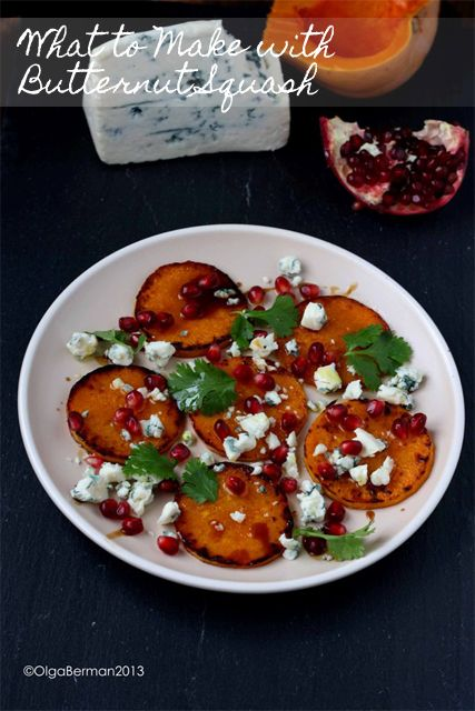 Butternut Squash: A Perfect Winter Salad | Greens and Veggies | Pinte ...
