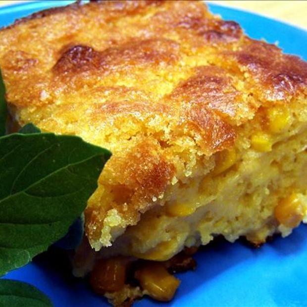 Corn Bread Pudding | Thanksgiving Recipes | Pinterest