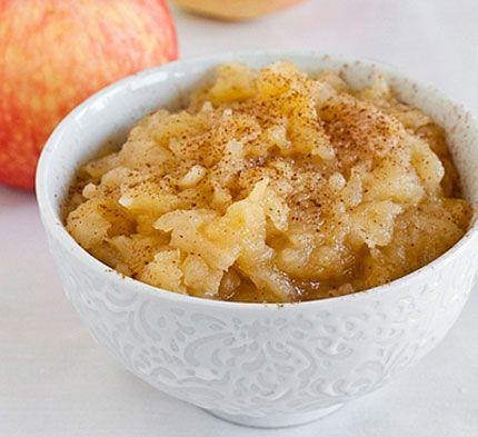 roasted apple(sauce) | Looks Yummy! | Pinterest